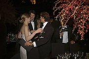 Mark Cecil, Arpad Busson and Lady Helen Taylor, Ark Gala Dinner, Marlborough House, London. 5 May 2006. ONE TIME USE ONLY - DO NOT ARCHIVE  © Copyright Photograph by Dafydd Jones 66 Stockwell Park Rd. London SW9 0DA Tel 020 7733 0108 www.dafjones.com