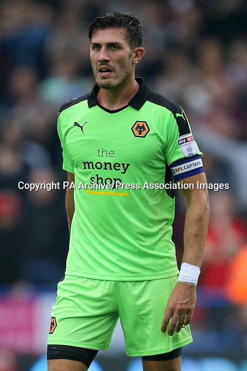Wolverhampton Wanderers' Danny Batth