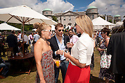 AMBER NUTTALL; TOM AIKENS, Cartier Style et Luxe at the Goodwood Festival of Speed. Goodwood House. 5 July 2009.