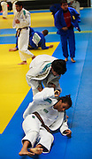 Belo Horizonte_MG, Brasil...Treinamento da equipe de Judo do Minas Tenis Clube em Belo Horizonte, Minas Gerais...Judo team training at the Minas Tenis Clube in Belo Horizonte, Minas Gerais.. .Foto: BRUNO MAGALHAES / NITRO