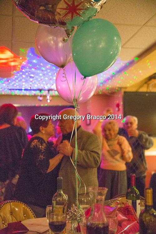 The fun we had celebrating Grace's 75th Birthday