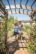 Dena Lieberman of Sunblossom Farms  in Portland, Oregon