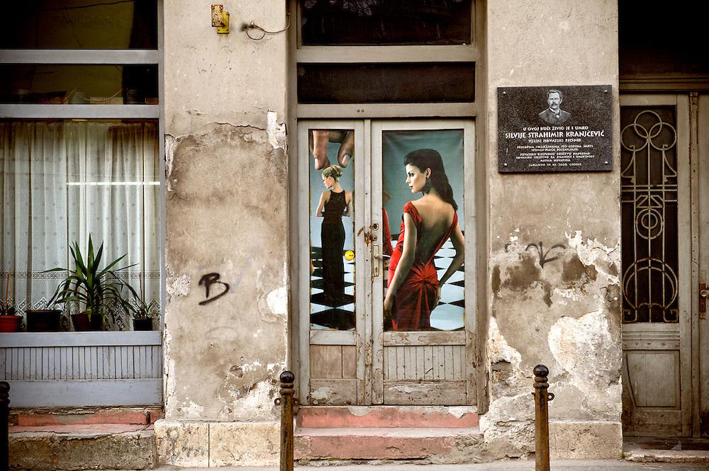 Sarajevo, Bosnia-Erzegovina, 2012