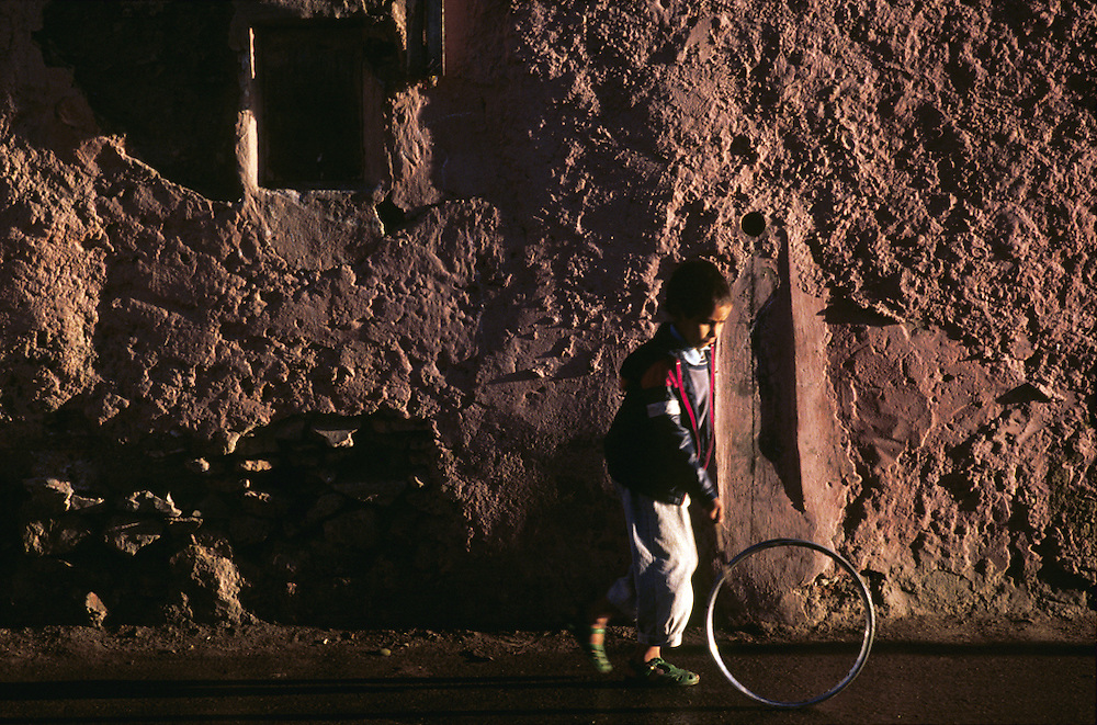 Morocco Locations and People