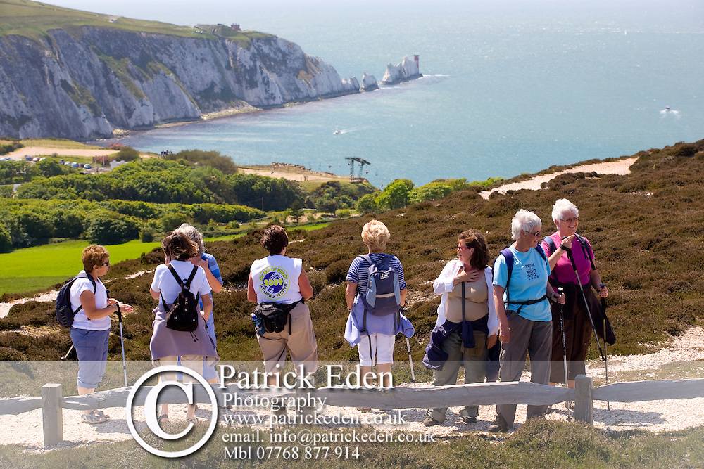 Tennyson Down, Needles, Headon Warren, Isle of Wight Walking Festival. Totland Photographs of the Isle of Wight by photographer Patrick Eden photography photograph canvas canvases