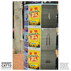 Go Wellington Cuba St Carnival at Cuba St, Wellington, New Zealand.