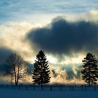 Winter im Ägerital