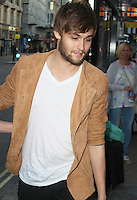 LONDON - MAY 30: Douglas Booth at the Royal Academy Summer Exhibition Preview Party