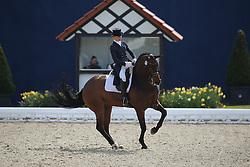 Wusthof Uta, (GER), Laavanyo<br /> Intermediare II - Louisdor-Preis<br /> Horses & Dreams meets Denmark - Hagen 2016<br /> © Hippo Foto - Stefan Lafrentz