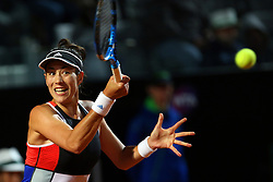 May 16, 2018 - Rome, Rome, Italy - 16th May 2018, Foro Italico, Rome, Italy; Italian Open Tennis; Garbine Muguruza (ESP) in action during her match against Daria Gavrilova (AUS)  Credit: Giampiero Sposito/Pacific Press  (Credit Image: © Giampiero Sposito/Pacific Press via ZUMA Wire)