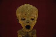 Guanajuato, Mexico, 2006-A mummified child screams