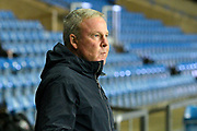 Portsmouth manager Kenny Jackett during the Leasing.com EFL Trophy match between Oxford United and Portsmouth at the Kassam Stadium, Oxford, England on 8 October 2019.