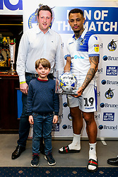Bristol Rovers man of the match Jonson Clarke-Harris - Rogan/JMP - 23/02/2019 - FOOTBALL - Memorial Stadium - Bristol, England - Bristol Rovers v Sunderland - EFL Sky Bet League One.
