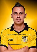 Colombia League - Liga Aguila 2016-2017 / <br /> Alianza Petrolera Futbol Club - Colombia - <br /> Leonardo Saldana