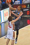 Joao Beto Gomes<br /> Dolomiti Energia Aquila Basket Trento - Umana Reyer Venezia<br /> Lega Basket Serie A 2016/2017<br /> PalaTrento 05/02/2017<br /> Foto Ciamillo-Castoria