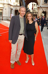 LUKE & LISA JOHNSON at the Royal Academy of Art's SUmmer Party following the official opening of the Summer Exhibition held at the Royal Academy of Art, Burlington House, Piccadilly, London W1 on 7th June 2006.<br />