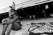 Surfing Rockaway Beach, NY - 2010