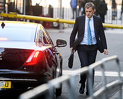 © Licensed to London News Pictures. 22/10/2018. London, UK. Chief Whip of the Conservative Party JULIAN SMITH is seen on Downing Street ahead of a statement on Brexit to the commons by PM Theresa May. Senior Tory MPs have put pressure on Theresa May to change her Brexit stance by threatening to mount a leadership challenge. Photo credit: Ben Cawthra/LNP