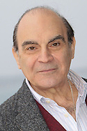 CANNES, FRANCE - APRIL 08:  David Suchet attends 'Poirot' Photocall during the 50th MIPTV on April 8, 2013 in Cannes, France.  (Photo by Tony Barson/Getty Images)