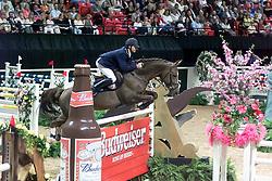 Becker Otto, GER, Padarco van het Hertsveld<br /> World Cup Final Jumping - Las Vegas 2000<br /> © Hippo Foto - Dirk Caremans