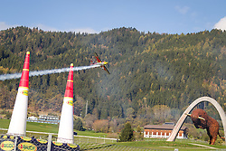 25.10.2014, Red Bull Ring, Spielberg, AUT, Red Bull Air Race, Training Session Master Class, im Bild Kirby Chambliss, (USA) // during the Red Bull Air Race Championships 2014 at the Red Bull Ring in Spielberg, Austria, 2014/10/25, EXPA Pictures © 2014, PhotoCredit: EXPA/ M.Kuhnke