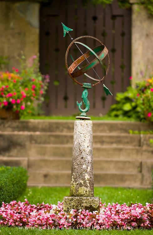 Sculpture in the Sunken Garden