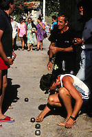 boules, Provence, France