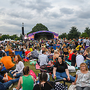 Kew the Music 2019 on 10 July 2019, London, UK.