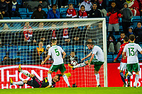 Fotball , 8 Oktober , VM Kvalifisering , FIFA World Cup European qualifiers , Landslaget , Norge - Nord-Irland , Norway - Northern Ireland , Chris Brunt<br /> <br />  , Foto: Marius Simensen, Digitalsport