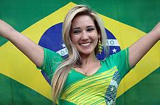 20140612 BRA: World Cup Brazilie - Kroatie, Sao Paulo