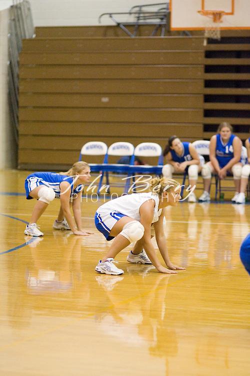 MCHS Varsity Volleyball..Scrimmage..August 24, 2005