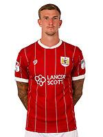 Aden Flint of Bristol City  - Mandatory by-line: Matt McNulty/JMP - 01/08/2017 - FOOTBALL - Ashton Gate - Bristol, England - Bristol City Headshots