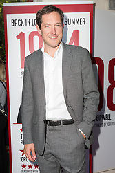 © Licensed to London News Pictures. 18/06/2015. London, UK. Bertie Carvel arrives at the press night for 1984 at the Playhouse Theatre, Northumberland Avenue in London tonight. Photo credit : Vickie Flores/LNP