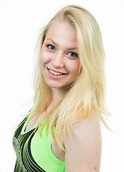 Karin Javornik na izboru za Miss Sporta Slovenije 2015, on January 21, 2015 in Bled, Slovenia. Photo by Vid Ponikvar / Sportida