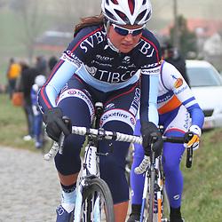 Sportfoto archief 2013<br /> Omloop Het Nieuwsblad Chantal Blaak