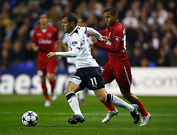 29.09.2010, Withe harde Lane, London, ENG, UEFA CL, Tottenham vs FC Twente, im Bild Tottenham's Rafeal Van der Vaar.Tottenham Hotspur v FC Twente, Group A, of the UCL ( Uefa Champions League Group stages).at White Hart Lane in London. EXPA Pictures © 2010, PhotoCredit: EXPA/ IPS/ Kieran Galvin +++++ ATTENTION - OUT OF ENGLAND/UK +++++