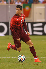 June 10, 2014: Soccer Friendly - Portugal vs Ireland
