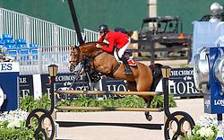 Guerdat Steve, SUI, Bianca<br /> World Equestrian Games - Tryon 2018<br /> © Hippo Foto - Dirk Caremans<br /> 19/09/18