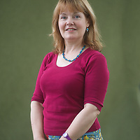 Lesley Glaister at Edinburgh International Book Festival 2014 <br /> <br /> Picture by Alan McCredie/Writer Pictures<br /> <br /> WORLD RIGHTS