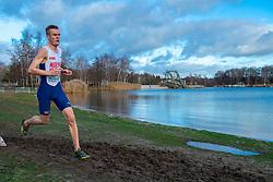 09-12-2018 NED: SPAR European Cross Country Championships, Tilburg<br /> Winner Filip Ingebrigtsen NOO