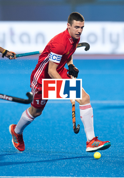 Odisha Men's Hockey World League Final Bhubaneswar 2017<br /> Match id:05<br /> 06 IND v ENG (Pool B)<br /> Foto: Phil Roper (Eng) <br /> WORLDSPORTPICS COPYRIGHT FRANK UIJLENBROEK
