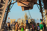 Under the man and Beyond. My Burning Man 2019 Photos:<br />