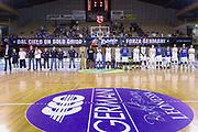 Presentazione squadra Germani Basket Brescia, Germani Basket Brescia vs Stelmet Zielona Gora, 2 edizione Trofeo Roberto Ferrari, PalaGeorge di Montichiari 22 settembre 2017