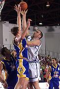 Eurobasket Turchia 2001 <br /> Italia-Bosnia<br /> Andrea Camata