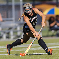 (Photograph by Bill Gerth/for max preps9/11/15) Los Gatos vs Prospect in a 2015 pre season field hockey game at Prospect High School, Saratoga CA on 9/11/15.