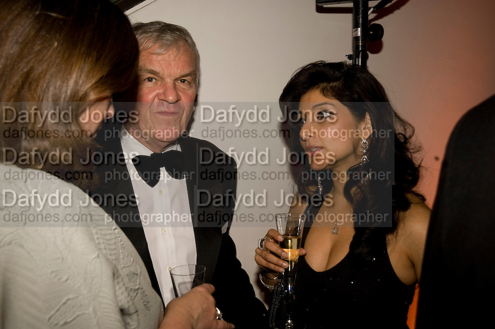nermine harvey-phillips; lord evans; sheetal mehta, National Portrait Gallery fundraising Gala in aid of its Education programme, National Portrait Gallery. London. 3 March 2009 *** Local Caption *** -DO NOT ARCHIVE-© Copyright Photograph by Dafydd Jones. 248 Clapham Rd. London SW9 0PZ. Tel 0207 820 0771. www.dafjones.com.<br /> nermine harvey-phillips; lord evans; sheetal mehta, National Portrait Gallery fundraising Gala in aid of its Education programme, National Portrait Gallery. London. 3 March 2009