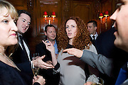 GEORGE OSBORNE; MATTHEW FREUD; REBEKAH WADE. Book launch for Citizen by Charlie Brooks. Tramp. London. 1 April  2009