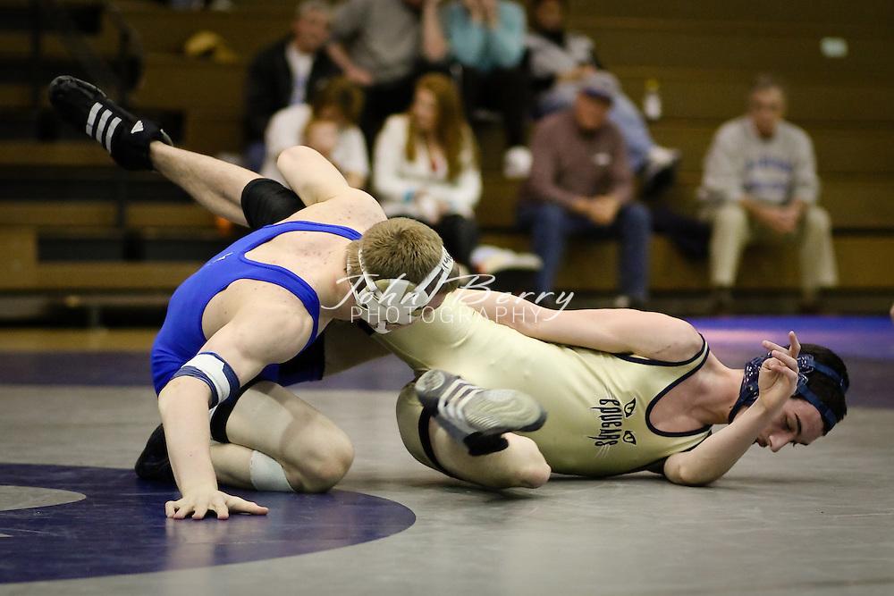 MCHS Wrestling.vs Covington .Mountaineer Duals  .1/24/2009