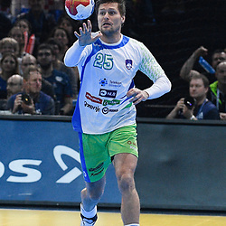 20170128: FRA, Handball - IHF Men's World Championship, Third placed match, Croatia vs Slovenia