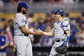 May 17, 2018-MLB-Los Angeles Dodgers at Miami Marlins